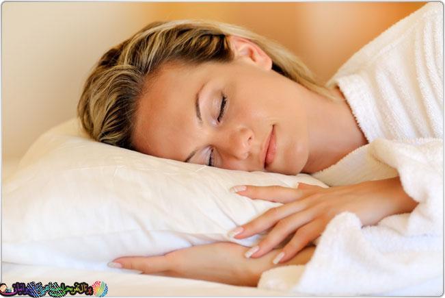 ١٢ فایده خواب برای سلامتی