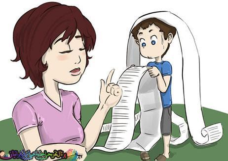 چگونه کاری کنیم شوهرمان در کارهای خانه کمکمان کند ؟