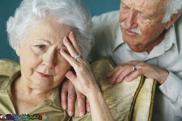 نشانه های اولیه آلزایمر