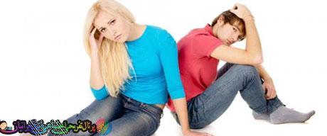 ترس از تعهد در روابط عاشقانه