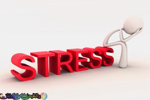 استرس را زیر پایتان لگد مال کنید