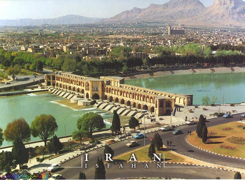 فاجعه شگفت آور آب و هوايي در اصفهان