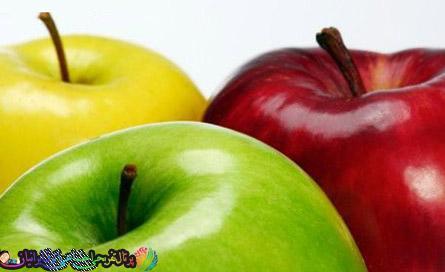 آشنایی با ۱۰ فایده شگفتانگیز سیب