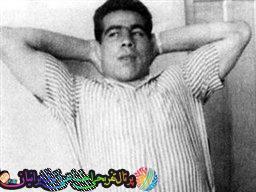 عکس دیده نشده محمد علی فردین با تختی