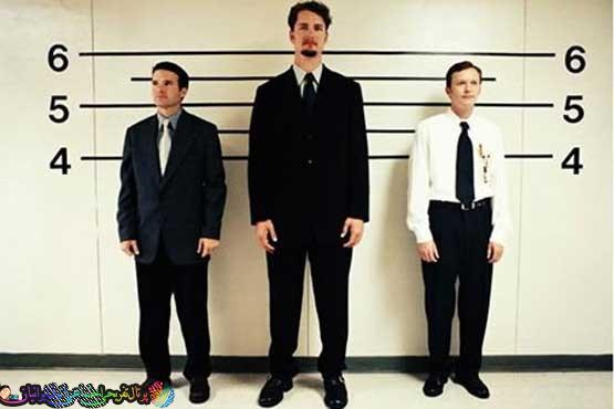 حقایقی عجیب در مورد افراد بلند قد و کوتاه قد