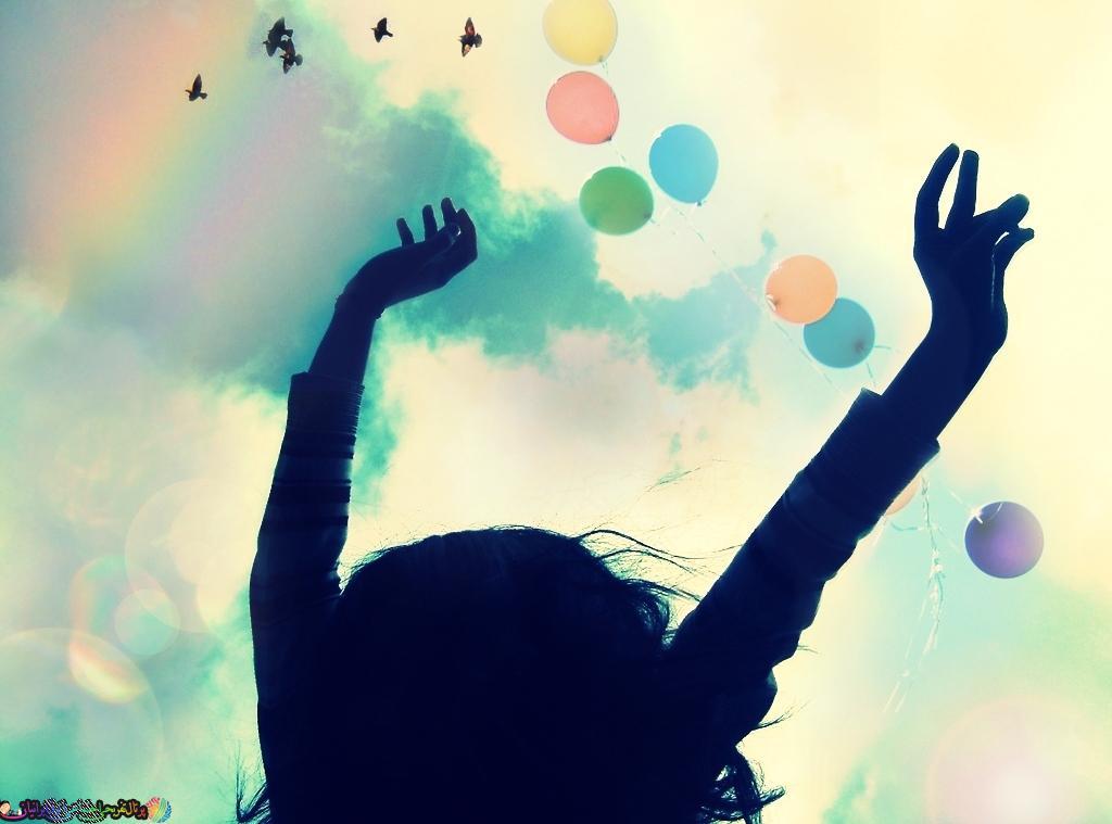 خوشبختی از آن شماست به آن عادت کنید