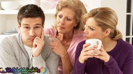 دلایل عدم تفاهم عروس با مادر شوهر