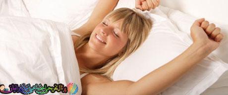 چگونه خوابی راحت و سریع داشته باشیم ؟