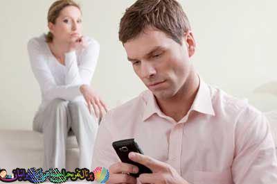 شراکت در زندگی با همسری بدبین