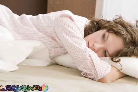 بی خوابی  و خطر افزایش ابتلا به سرطان