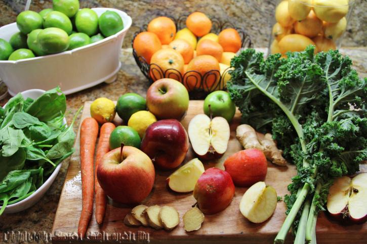 مواد غذایی مفید برای داشتن کبدی سالم